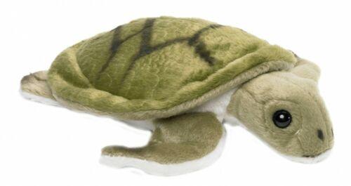 Neu /& OVP 18cm WWF Plüschtier Meeresschildkröte