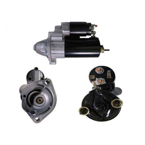 8751UK Fits AUDI A4 1.8 Turbo Starter Motor 1997-1998