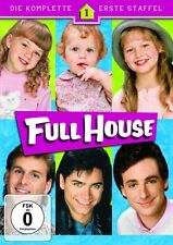 5 DVD-Box ° Full House ° Staffel 1 ° NEU & OVP