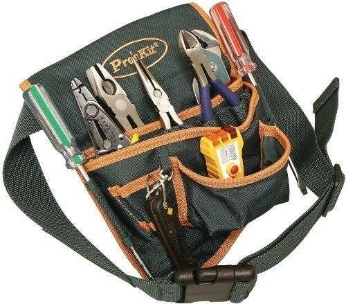 Elenco TK-8000 Electrician's General Purpose Tool Kit