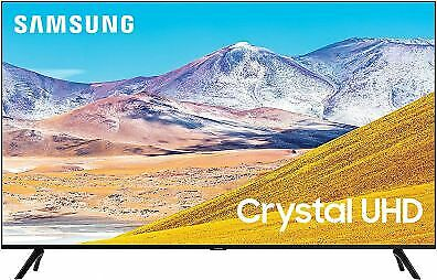 Samsung UN85TU8000 4K Crystal 8 Series Ultra High Definition Smart TV (2020). Available Now for 1797.99