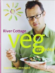 River Cottage Veg Every Day! (River Cottage Every Day) By Hugh Fearnley-Whittin