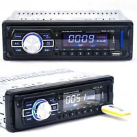 Car Radio Stereo Player In-Dash MP3 Player FM USB/SD AUX Audio Input Receiver