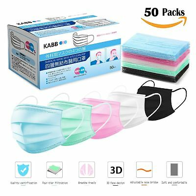 4-ply surgical mask