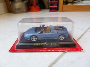 Ferrari-360-Spinne-1-43-Ixo-Altaya-Miniatur-Versiegelt