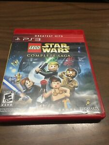 LEGO-Star-Wars-Complete-Saga-PS3-Complete-Tested