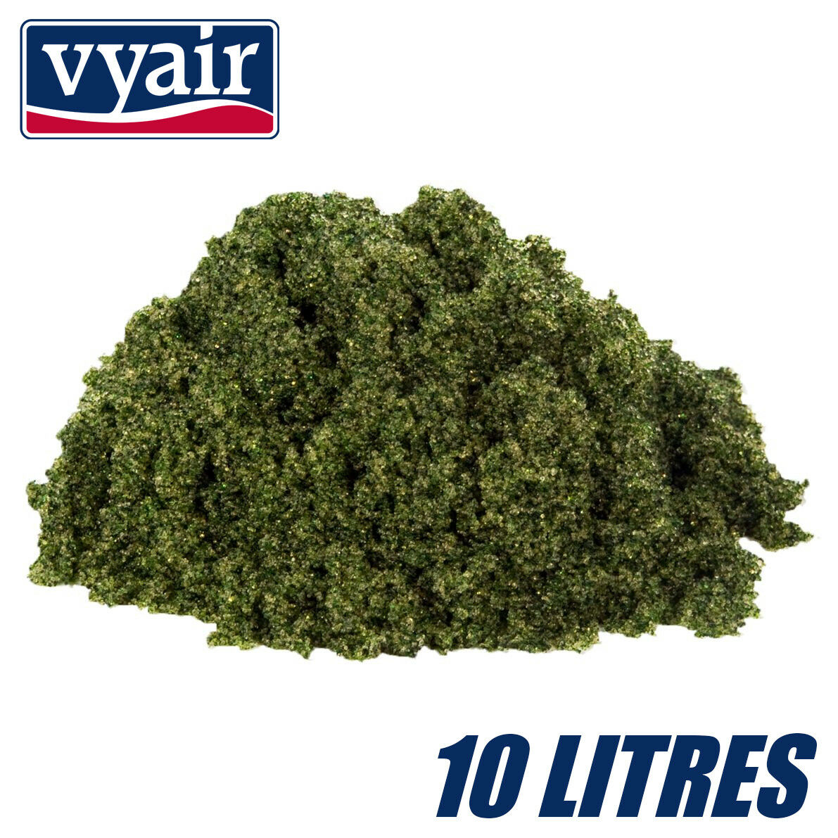 VYAIR 10 Litres Mixed Bed Colour Change Resin Resin Resin for Reverse Osmosis & Deionization 10b74a