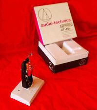 Rare: tête lecture cellule Audio Technica AT14Sa (Shibata) en boite