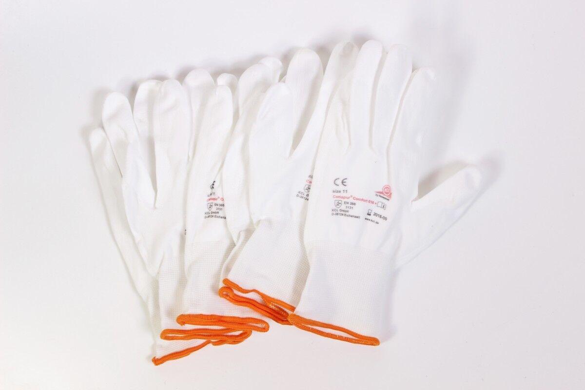 KCL GUANTI camapur Comfort 616 HONEYWELL TGL 11 lavoro protezione guanti