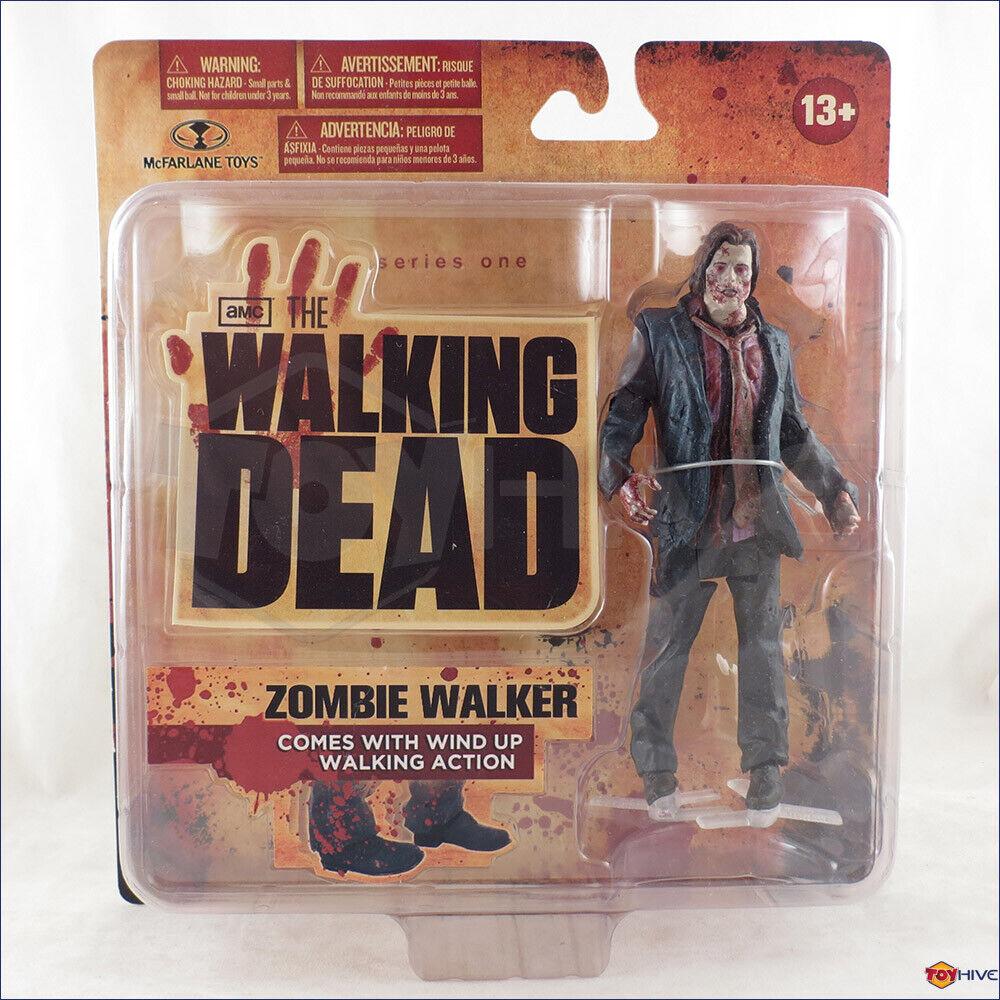 el más barato The Walking Dead Zombie Walker Wind-up Serie 1 acción acción acción figura AMC McFarlane Juguetes  Venta en línea precio bajo descuento
