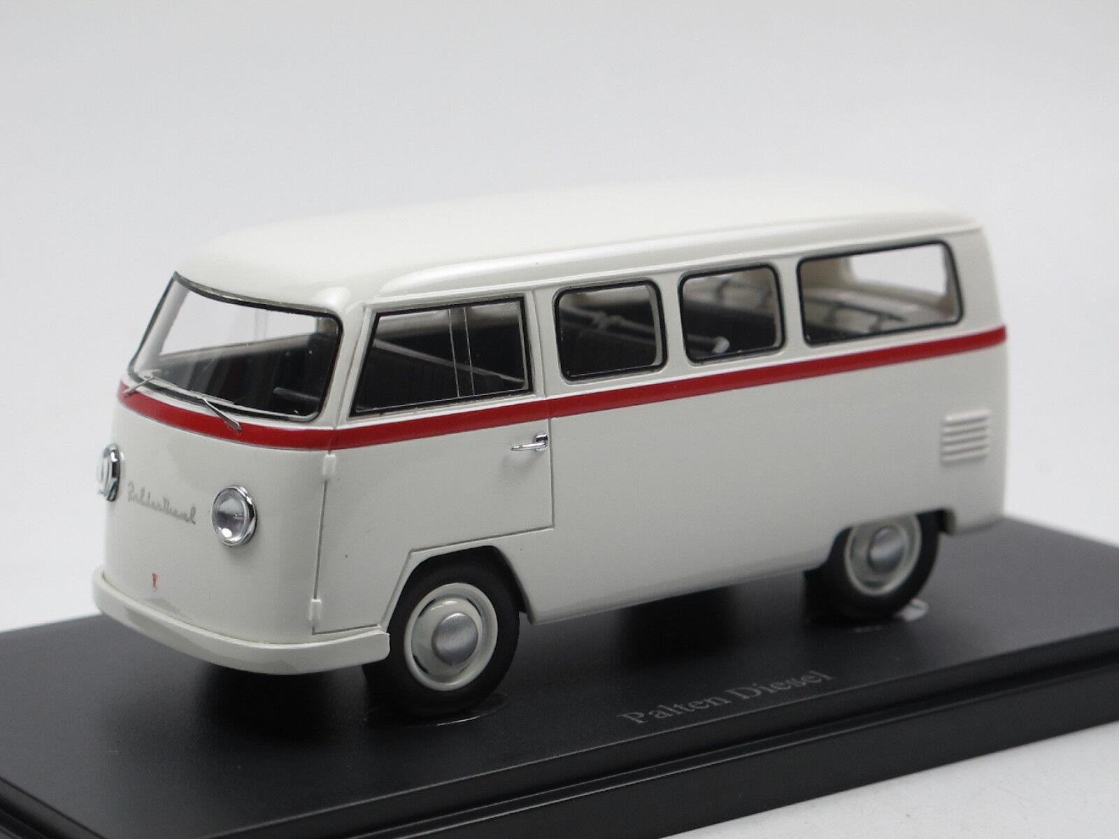 Autocult Models 08008 erticalement Diesel minibus bus 1954 Autriche 1 43 Limited