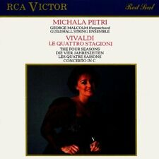 Vivaldi: Four Seasons Michala Petri GEORGE MALCOLM GUILDHALL STRING ENSEMBLE