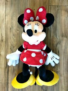 Disney-Parks-Minnie-Mouse-Red-Polka-Dot-Large-Jumbo-Plush-27-034