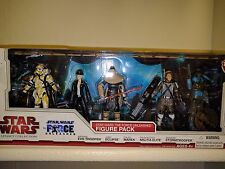Star Wars Force Unleashed TRU Exclusive 5 Pack Figure Legacy Collection Set 1