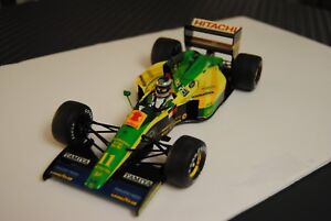 Lotus 102d Ford # 11 Mika Hakkinen 1992version tamiya 20034 Rare