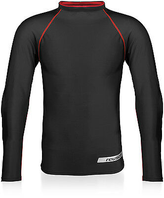 Reusch Cs Shirt Padded Maglia Da Portiere Mms Compression Con Imbottiture