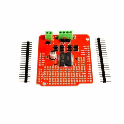 L298P AVR LPC STM32 UNO MEGA 2A Motor Driver Shield For Arduino
