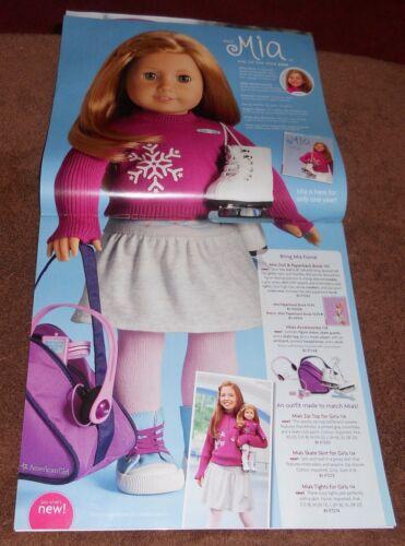 AMERICAN GIRL LATE WINTER 2008 CATALOG MIA MOLLY EMILY BITTY BABY SAMANTHA KIT