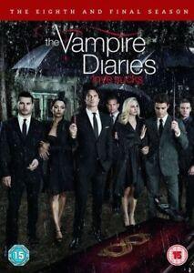 THE-VAMPIRE-DIARIES-season-8-Final-season-Region-2-New-DVD-Quick-dispatch