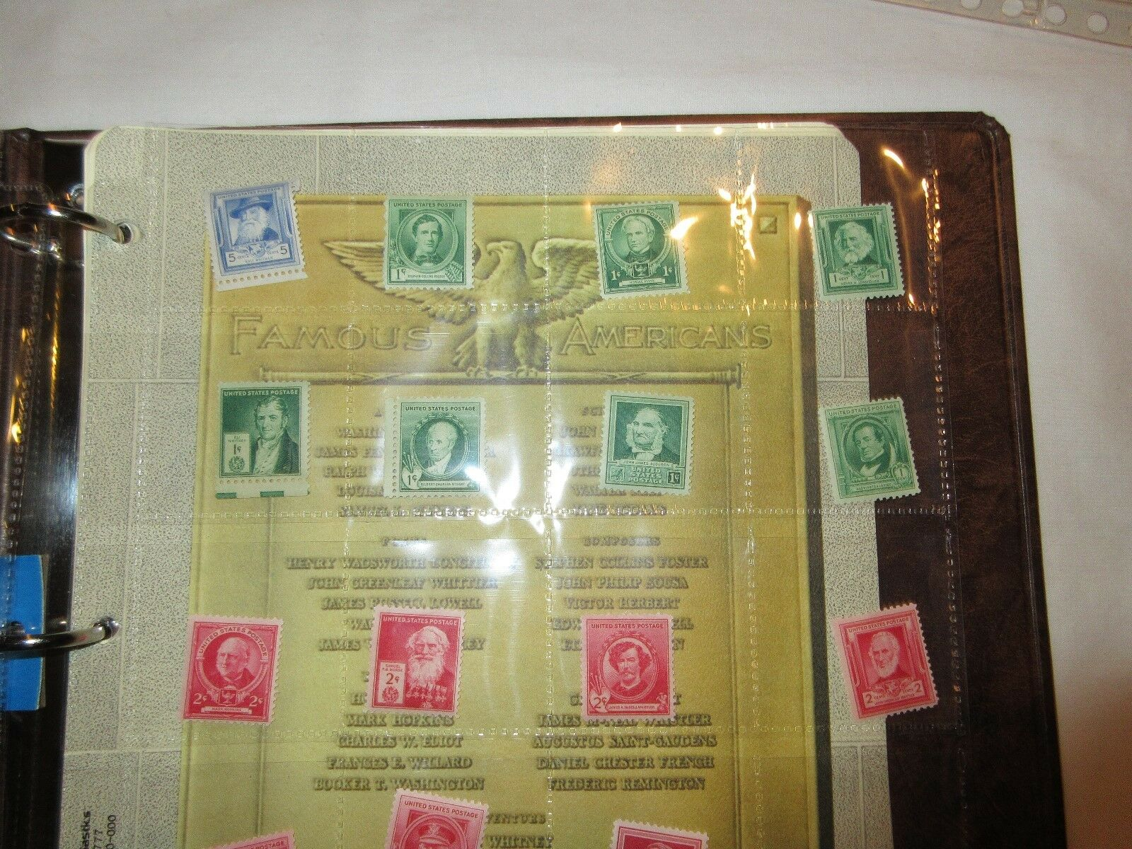 Philatelic Investments By First Stampvestors inc., 1,2,