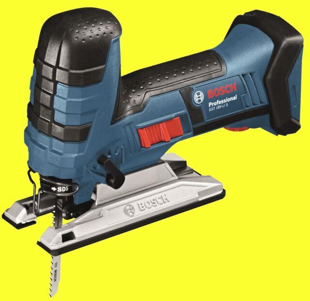 126b15a4aee2c5 Bosch Scie Sauteuse à Batterie Gst 18 V Li S Solo en Insert pour L-