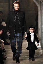 13A Chanel Edinburgh Wool Cashmere Tweed Coat Jacket 36