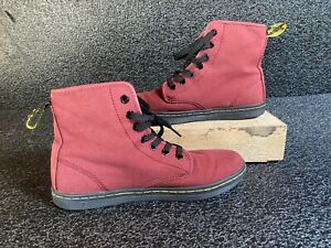 Dr. Doc Martens Shoreditch Cherry Red
