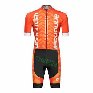 YQ632 New Lycra Racing Cycling Skinsuit Jumpsuit Size S//M//L//XL//XXL//XXXL
