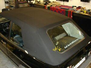 vw golf 1 i cabrio verdeck reparatur rep set rabbit. Black Bedroom Furniture Sets. Home Design Ideas