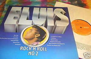 ELVIS-PRESLEY-ROCK-039-N-039-ROLL-NO-2-U-K-LP-K-L