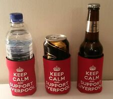 Liverpool Bottle/Can Cooler Gift  BUY 2 GET 1 FREE!