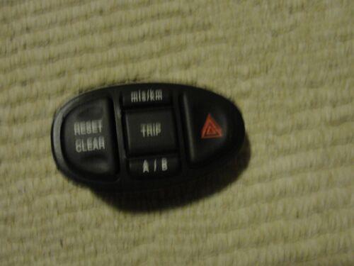 Jaguar S-type 2000-01 Hazard Light Power Switch Select Control OEM