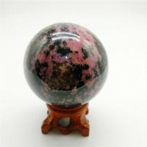 Rhodonite-sphere-Ball-Gemstone-sphere-healing-crystal-sphere-from-Madagascar