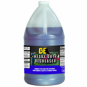Be Semi Pro Heavy Duty Degreaser Pressure Washer Detergent