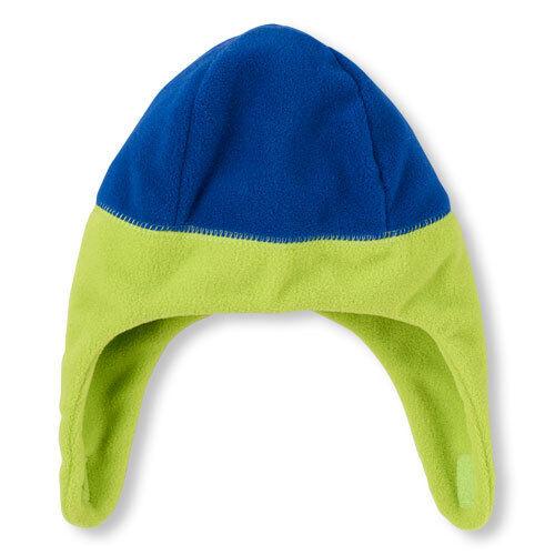 NEW Toddler Boy/'s Microfleece Hat
