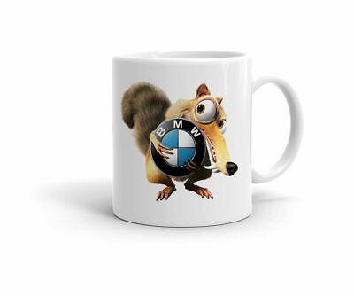 environ 311.84 g 11 oz Voiture BMW Scrat Ice Age Art Fête D/'Anniversaire Cadeau Mignon Drôle