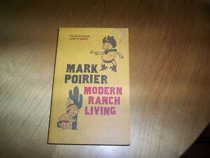 book modern ranch living by mark poirier NEW - HAMPTON, Middlesex, United Kingdom - book modern ranch living by mark poirier NEW - HAMPTON, Middlesex, United Kingdom