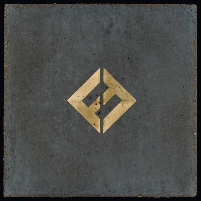 Foo Fighters - Concrete and Gold [CD] EAN: 0889854560126