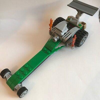 1 Lego Dc Supereroi Batman-enigmista 'auto Da 76012-raro-mostra Il Titolo Originale Limpid In Sight