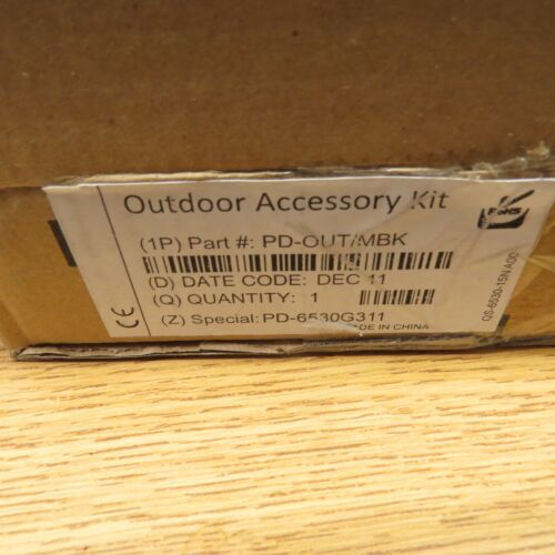 Microsemi PD-OUT//MBK//S Mounting Bracket for Select Outdoor PoE Midspans