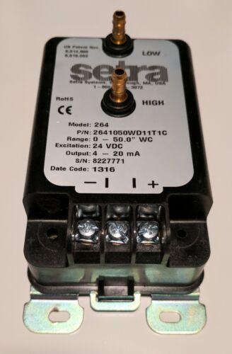 Setra Lot of 2 Model 264 2641050WD11T1C