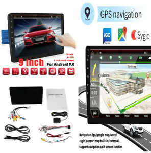 9-034-Android-9-0-8core-4-32G-Car-Multimedia-MP5-GPS-Player-LVDS-Ddisplay-HDMI-USB