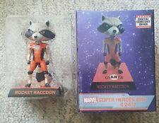 San Francisco Giants SGA Rocket Raccoon Bobblehead Marvel Guardians of Galaxy
