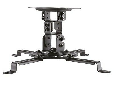 Analytisch Deckenhalterung Projektor Beamer Universal 360° Drehbar Dachschräge Variabel Direktverkaufspreis Dvd, Blu-ray & Heimkino Beamer-halterungen