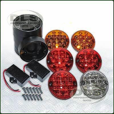 NAS Style LED Rear Lamp Upgrade Set Land Rover Defender DA1143