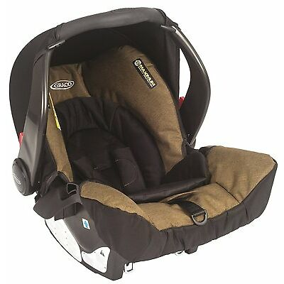 Graco Snugsafe Baby Child Travel Lightweight Car Booster Seat Newborn Infant NEW