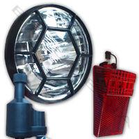 Fahrradbeleuchtung Set Fahrradlampe Fahrradlicht Dynamo Rücklicht Frontlampe
