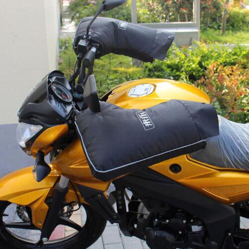 Motorrad Roller Fahrrad Lenkerstulpen Groß Handwärmer Handschuhe Stulpen Wärmer