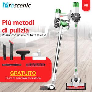 Proscenic-P9-Aspirapolvere-senza-fili-Casa-Auto-portatile-batteria-Ricaricabile