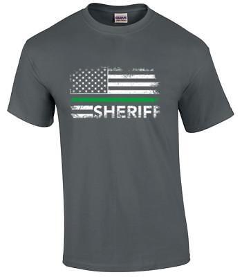Punisher Thin Blue Line Tee Shirt Gildan Law Enforcement Support Police Sheriff
